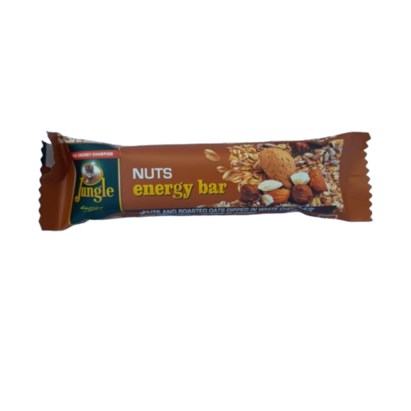 SWEETS - Jungle Energy Bar - Nuts - 40g