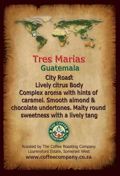 Guatemala - Tres Marias - Single Origin Coffee