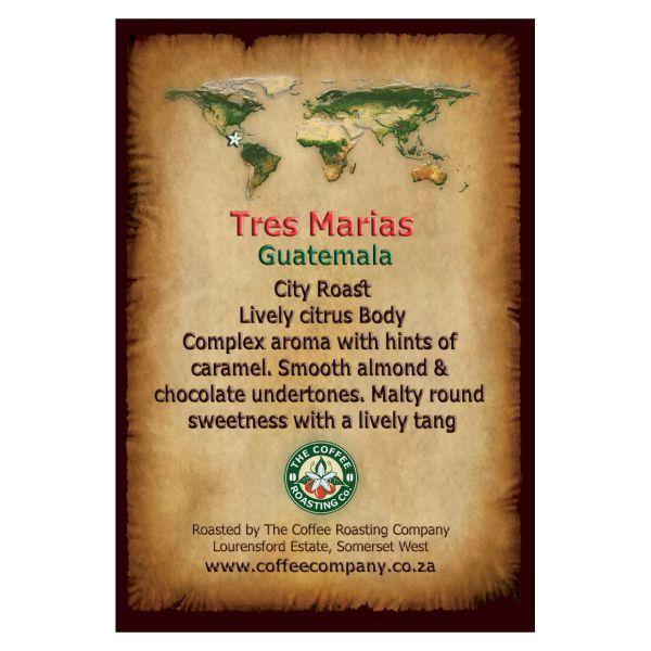 Guatemala - Tres Marias - 1kg