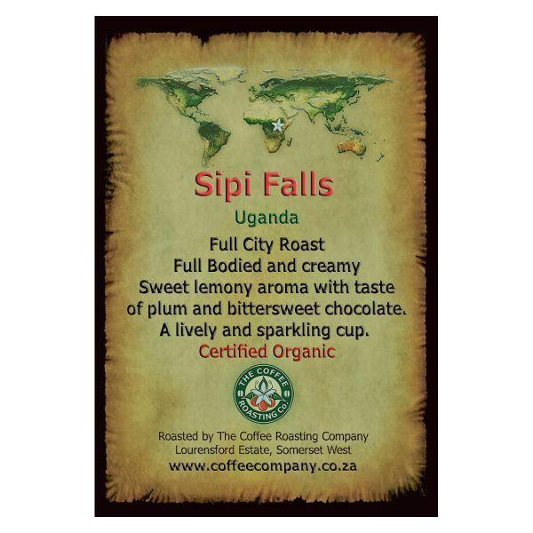 Uganda - Sipi Falls - Single Origin Green Beans