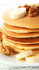 Amond Breeze pancakes